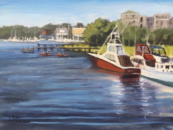 Red Boat, River Bend, Branford, CT