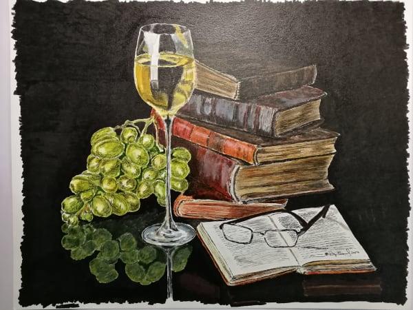 Vino & Books