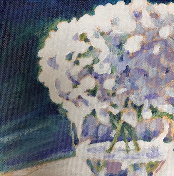 Hydrangea series: Lilac too