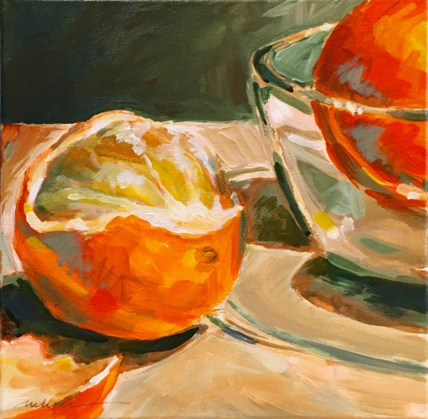 Oranges three