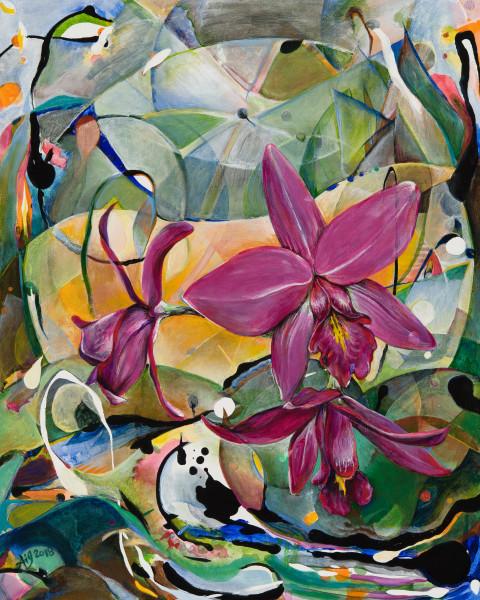 Orchidscape
