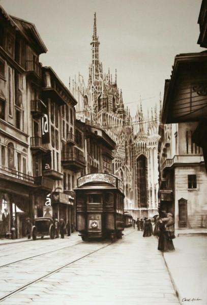 Corso Vittorio Emanuel 1930s