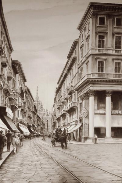 Corso Vittorio Emanuel 1900s