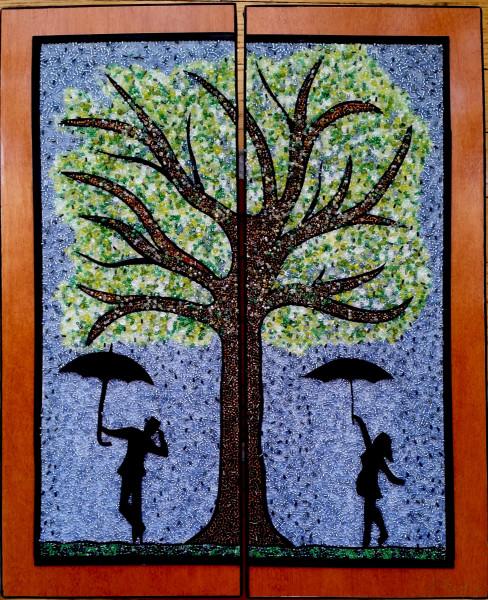 In the Rain 01