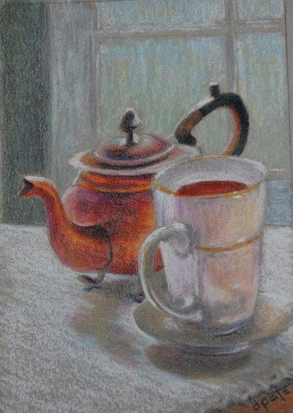 Tea and Copper