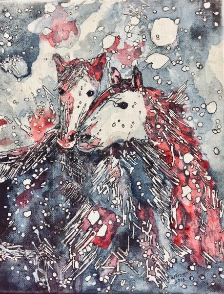 Snowdance - Sold