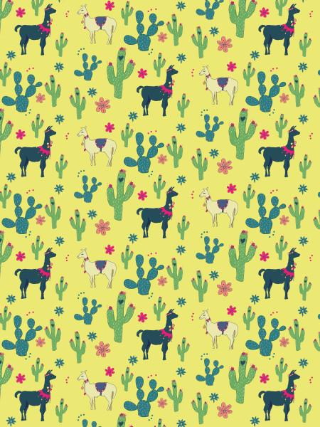 Love llamas repeat