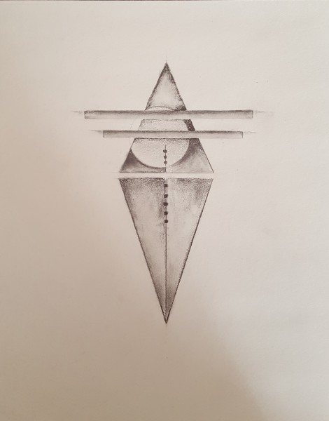 Pencil Study #3
