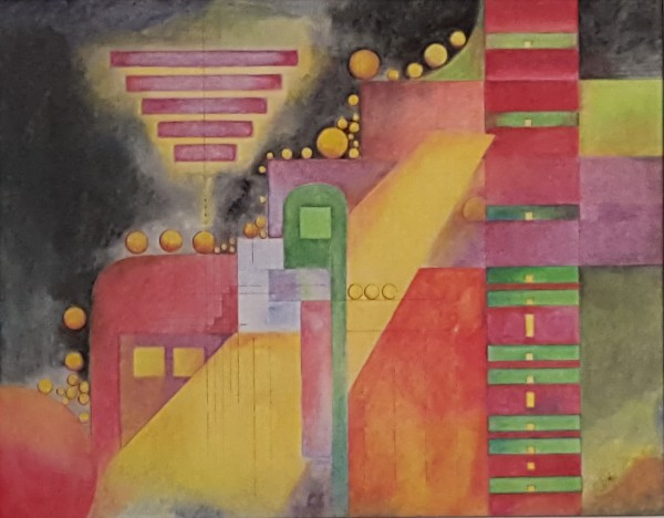 Chasing Kandinsky: Composition #3