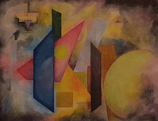 Chasing Kandinsky: Composition # 4