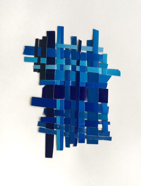Woven Cobalt Ultramarine