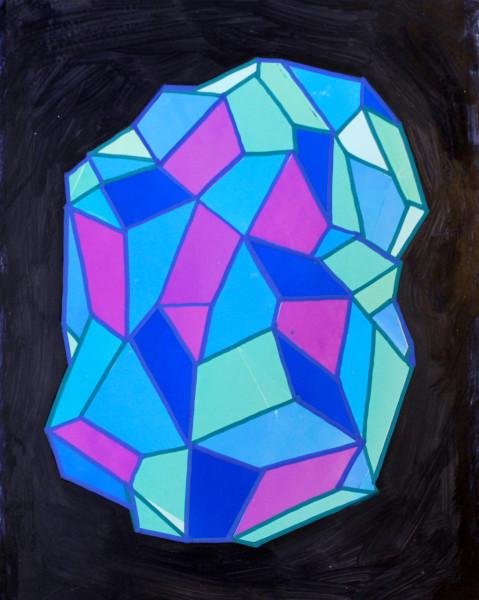 Facet Bejeweled Meteor