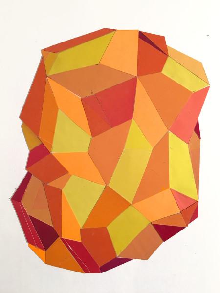 Facet Neon Orange
