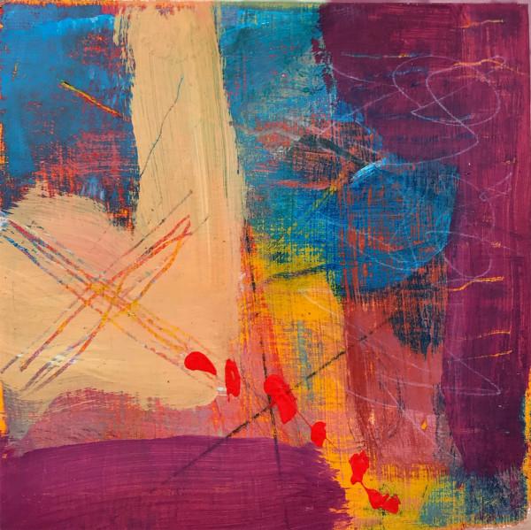 Untitled II (Original on panel)