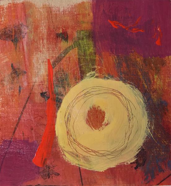 Untitled IV (Original on panel)