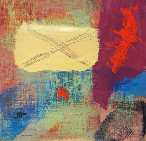 Untitled V (Original on panel)
