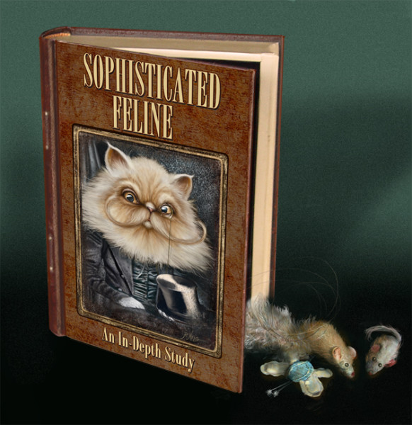 Sophisticated Feline