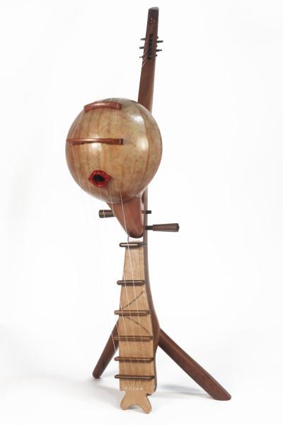 Aeolian Space Harp