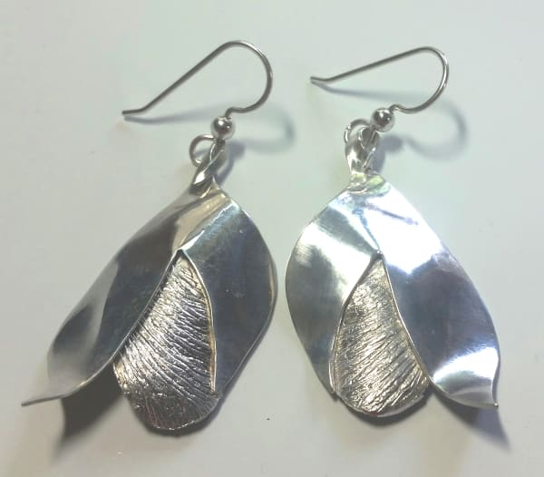 Cracking Open Earrings (small)