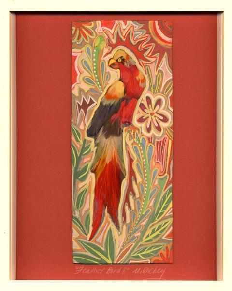 Feather Bird #9
