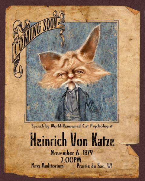Heinrich von Katze