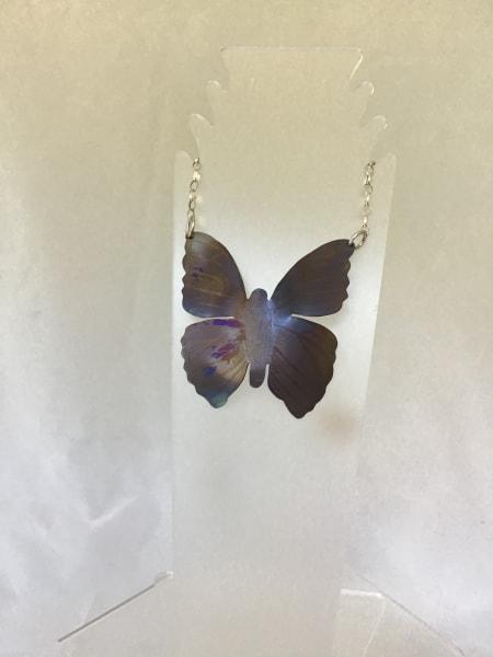 Butterfly Pendant 3