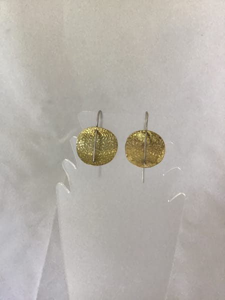 Circle Earrings 1