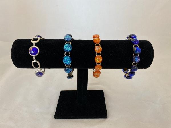 Link Bracelets (click for more color options)