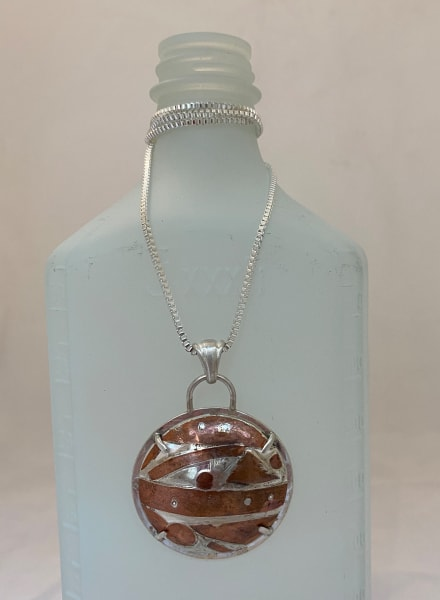 Alternative Cabochon Necklace