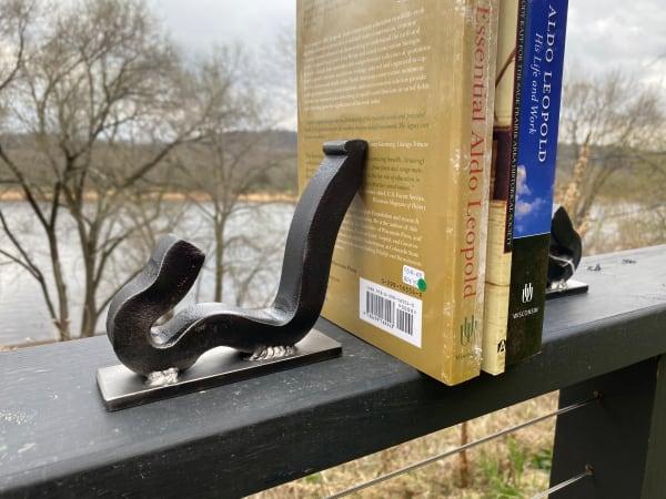 Railroad Anchor Book End