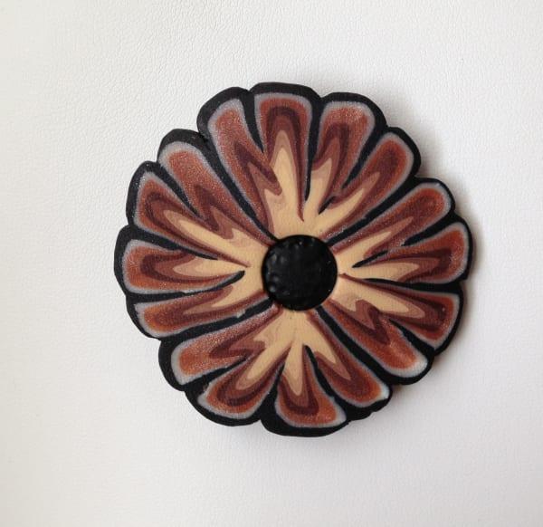 Flower (Pin or Pendant)