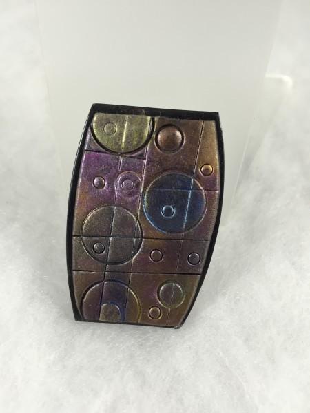 Circle Shield Pin