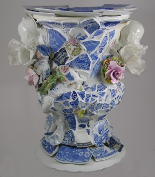 Cracked Pot Series III: Baby Rose