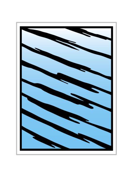 The Slant (Unframed print)