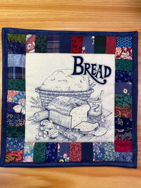 Bread Pot Holder