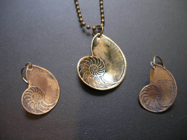 Brass Etched Shells