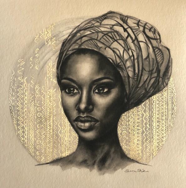 Zuri ('Beautiful' in Swahili)