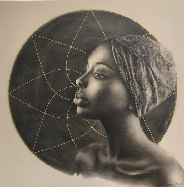 Kioni ('She Who Sees Beyond' in Swahili)