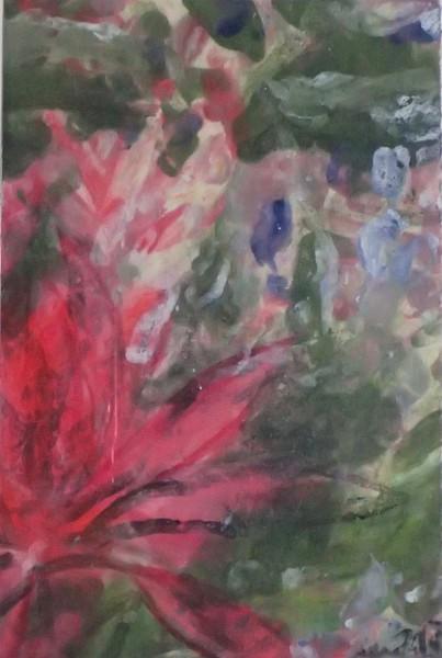 Front Garden (Red Robin Photinia #1)