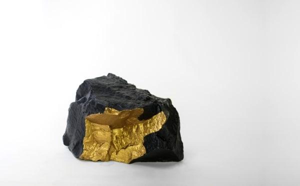 Unequivocal Black Meteoroid   Specimen XY