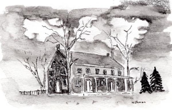 The Meeting House circa 1920