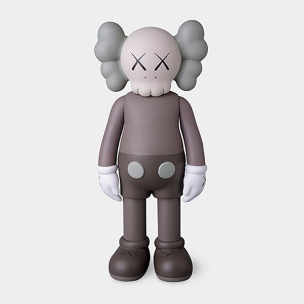 KAWS Full Body Brown COMPANION Figure