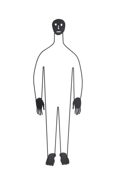 空白線條人 Empty Human