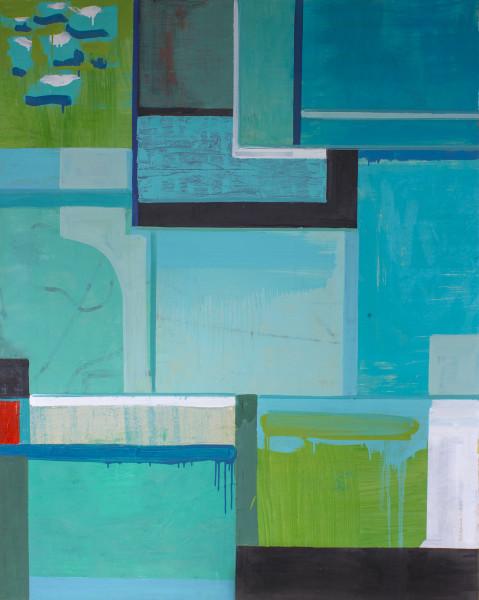 Blue Peonies - Susan Morrison-Dyke