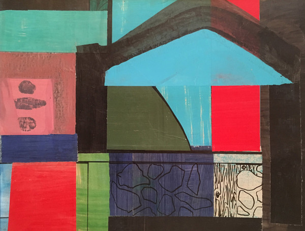 Garden Bridge - Susan Morrison-Dyke