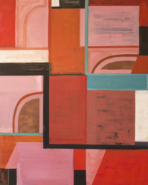 Red Gerbera - Susan Morrison-Dyke