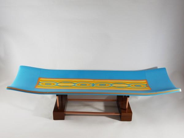AJB-2 - Turquoise Pattern Bar