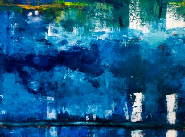 Untitled (City on the Water)