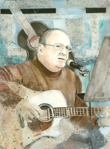 Guitar ~ Jim Ward Duo 1
