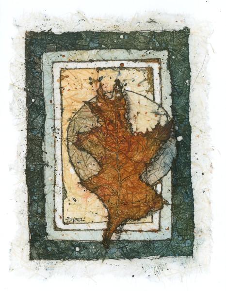 Batik Leaf #3